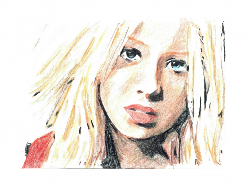 Christina Aguilera by brainfree